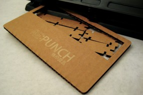Re:PUNCH Muji Upcycle Concept